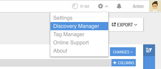 enter-discovery-manager